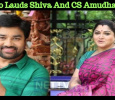 Khushboo Lauds Shiva And CS Amudhan Team!