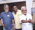 Social Activist Traffic Ramaswamy Visits S A Chandrasekhar! Tamil News