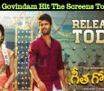 Inkem Inkem Movie Geetha Govindam Hit The Screens Today! Telugu News