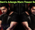Jayam Ravi's Adanga Maru Teaser Released As Independence Day Special!