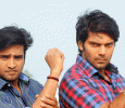 Arya Teases Santhanam During Trailer Release Of Movie Tamil News