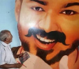 Sri Lankan Vijay Fans Does This For Vijay!