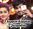 Jacqueline Supports Rakshan!