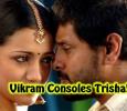 Trisha Back To Saamy 2! Vikram Consoles Trisha! Tamil News