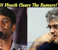 H Vinoth Clears The Rumors! Tamil News