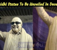 Karunanidhi Statue To Be Unveiled In December! Tamil News