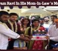 Jayam Ravi In His Mom-In-Law's Movie!