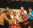 Keerthivardhana Presented Award During Special Function Kannada News