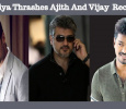 Suriya Thrashes The Records Made By Ajith And Vijay!