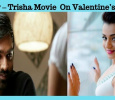 Vijay – Trisha Movie To Hit The Screens On Valentine's Day! Tamil News