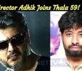Director Adhik Joins Thala 59!