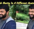 Rishab Shetty In A Different Avatar!
