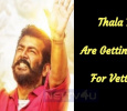 Thala Fans Are Getting Ready For Viswasam Second Single!