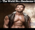 Hrithik Is The World's Handsome Star! Tamil News