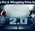 Rajini's 2.0 Had Gone For A Whopping Price In Kerala! Tamil News