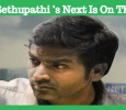 Vijay Sethupathi's Complete Comedy Entertainer Is On The Way! Tamil News