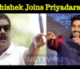 Abhishek Bachchan Joins Priyadarshan! Hindi News
