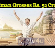 Padman Grossed Rs. 52 Crores In India!