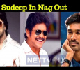 Yes To Sudeep And No To Nagarjuna! Tamil News