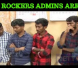 Tamil Rockers Admins Arrested!
