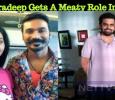 Saivam Fame Vidya Pradeep Gets A Meaty Role In Maari 2! Tamil News