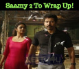 Just A Song Left For Saamy 2 To Wrap Up! Tamil News