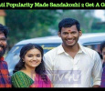 Mahanati Popularity Made Sandakozhi 2 Get A Good Price! Tamil News
