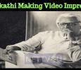 Seethakathi Making Video Impresses!