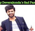 Vijay Deverakonda's Sad Past! Telugu News