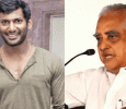 Clash Between Vishal And Abirami Ramanathan