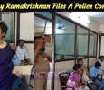 Actress Lakshmy Ramakrishnan Files A Police Complaint! Tamil News