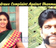 Rani Withdraws Complaint Against Shanmugha Rajan! Tamil News