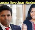 Susi Ganeshan Slams Leena Manimekalai For False Accusation! Tamil News