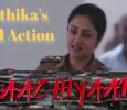 Jyothika Creates Sensation In Movie Nachiyaar Tamil News