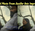 Candid Photo From Lucifer Sets Impresses! Tamil News