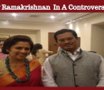 Lakshmy Ramakrishnan Enters Into A Controversy Again!