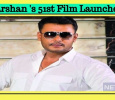Darshan's Next Launched!