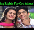 Oru Adaar Love Dubbing Right At A Whopping Price! Malayalam News