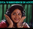 Late Actress Srividya's Chennai Apartment In Auction!