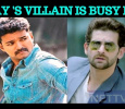 Vijay's Villain On A Signing Spree! Tamil News
