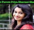Luck Favors Priya Bhavani Shankar! Tamil News