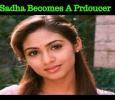 Sadha Becomes A Producer! Tamil News