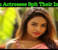 Tollywood Actresses Spit Their Industry! Telugu News