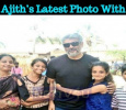Ajith's Latest Photo With Fans Goes Viral! Tamil News