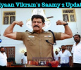 Chiyaan Vikram's Saamy 2 Updates! Tamil News