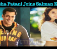 Disha Patani Joins Salman Khan! Hindi News