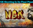 NGK Shooting In Its Final Phase? Tamil News