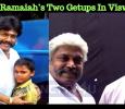 Viswasam Updates: Thambi Ramaiah's Two Getups!