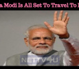 Narendra Modi Is All Set To Travel To Kerala! Tamil News