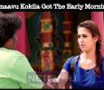 Why Kolamaavu Kokila Got The Early Morning Shows?